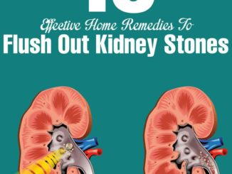 Cure Kidney Stone Naturally
